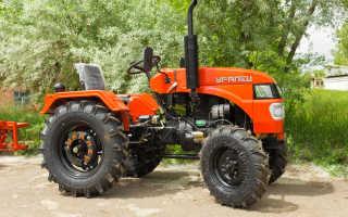 Как выбрать себе минитратор: какой трактор подходит для каких целей