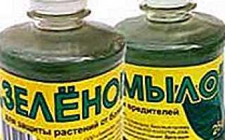 Фунгицид Зеленое мыло: инструкция по применению препарата, хранение, совместимость